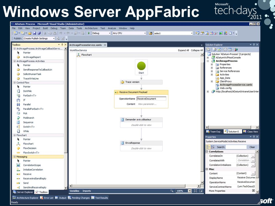 25 Windows Server AppFabric AppFabric CACHING MONITORING WORKFLOW HOSTING SERVICE HOSTING SCALE OUTHIGH AVAILABILITYMANAGEMENT