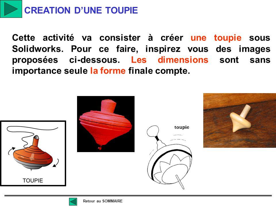 CREATION D'UN TUBE Cette activité va consister à créer un tube sous solidworks.