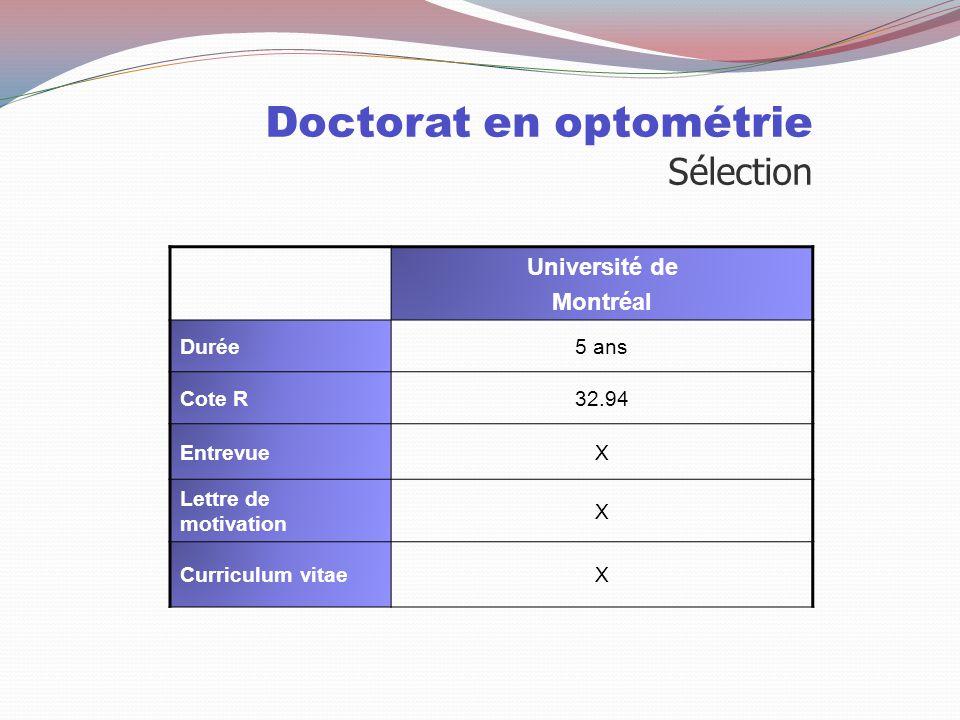 Orthophonie Université Montréal  Rentre directement au BAC en orthophonie  Pour être admis à la pratique de la profession, l'Ordre exige une maîtris
