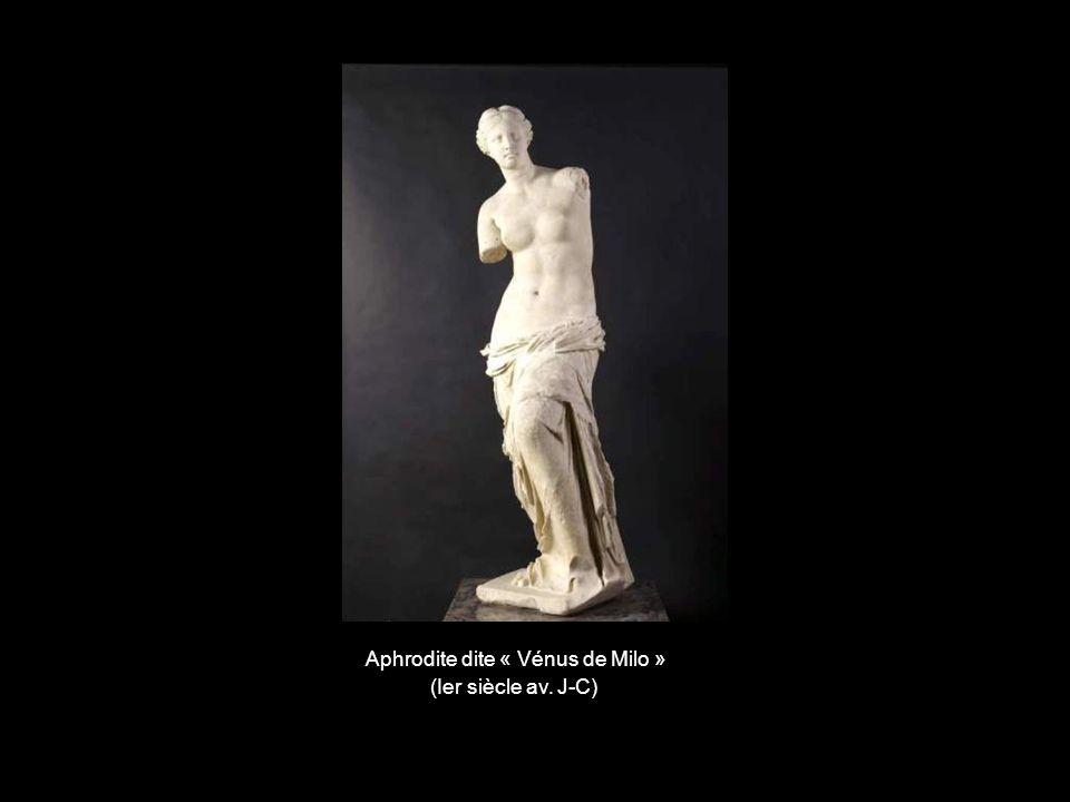 Agasias d'Ephèse « Guerrier combattant » (Ier siècle av. J-C)