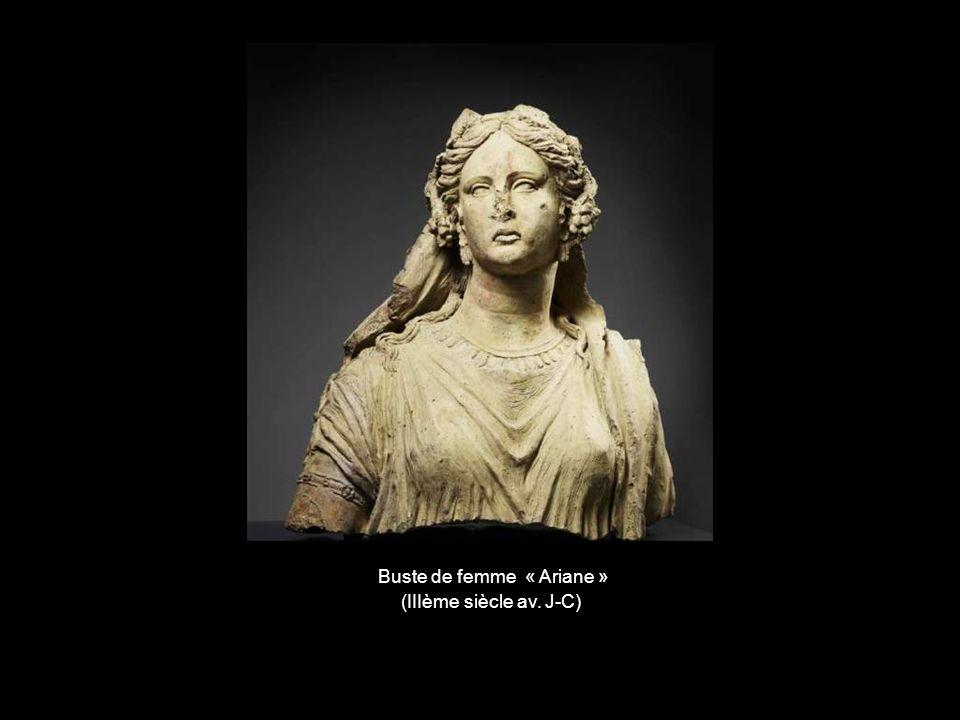 Aphrodite dite « Vénus de Milo » (Ier siècle av. J-C)