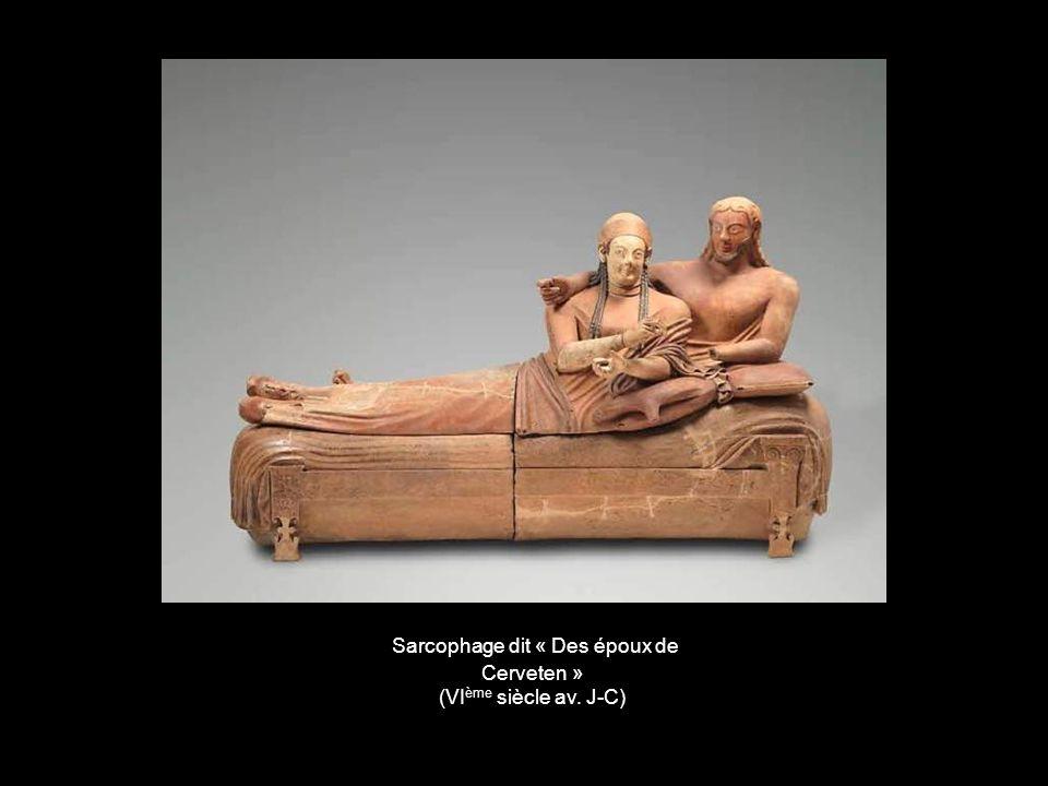 Sarcophage des muses (2 ème siècle av J-C)