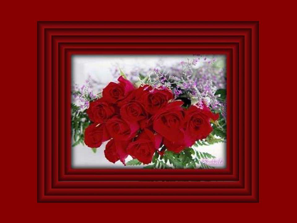 La vie se ressemble à un Jardin fleuri Ses roses épanouies peuvent devenir fanées Prenez bien soin d'elle .