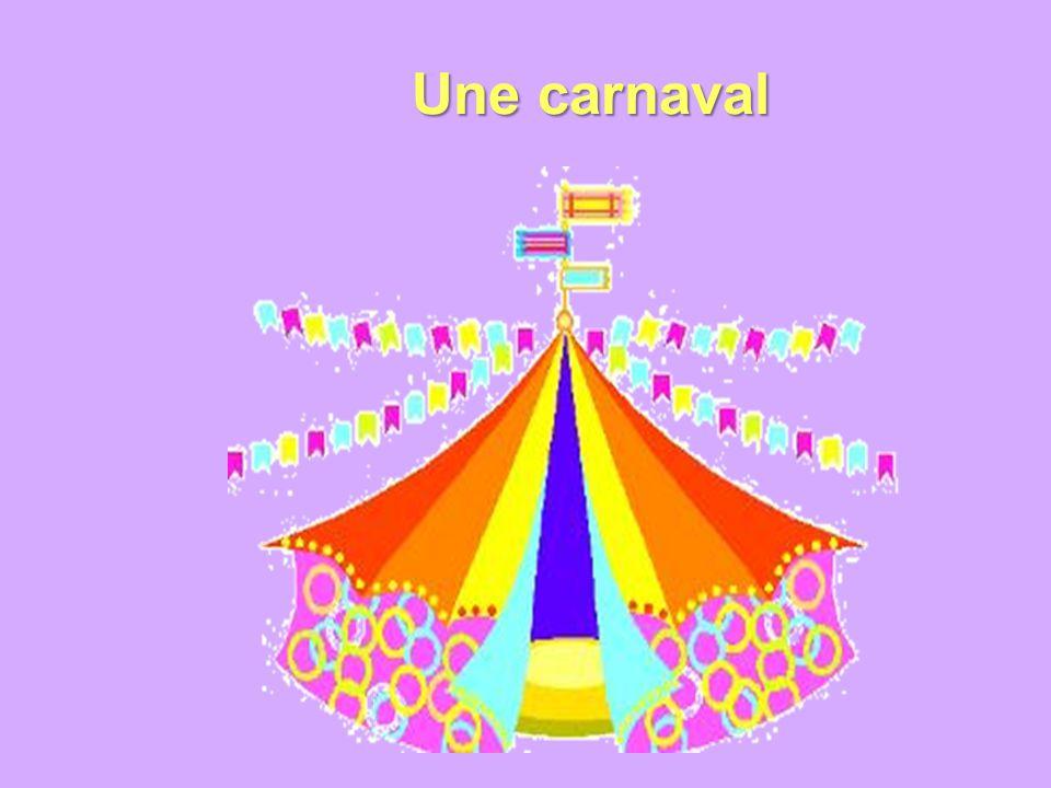 Une carnaval