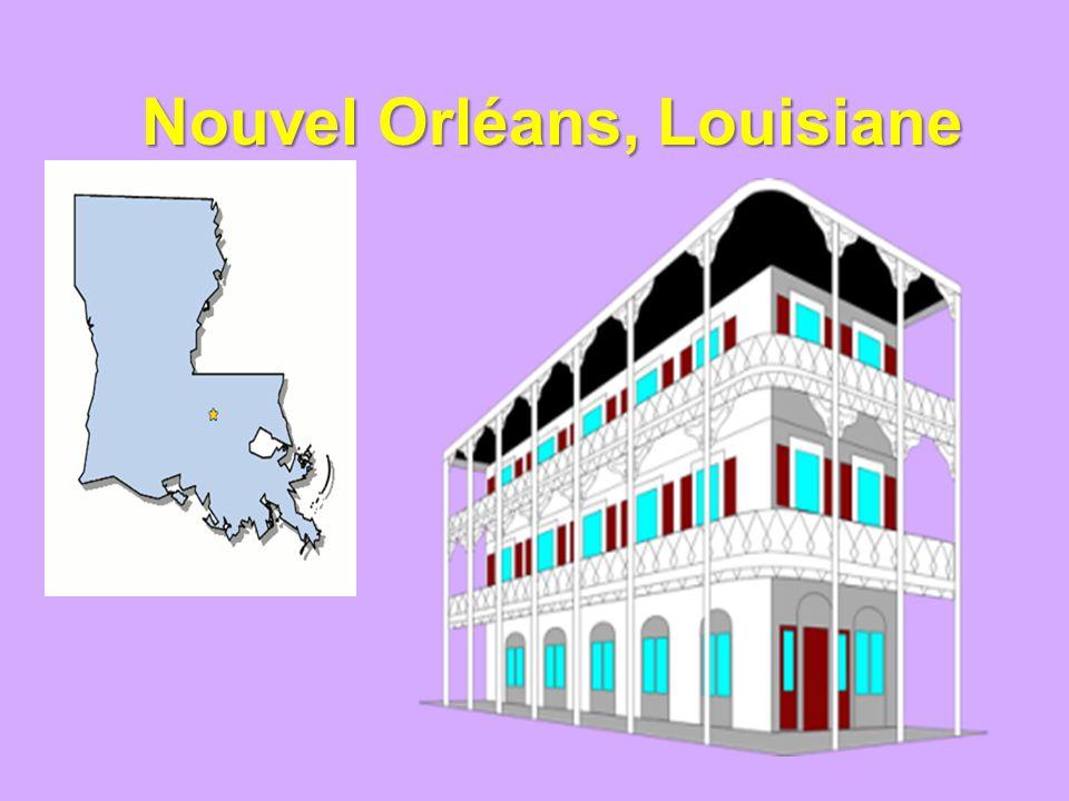 Nouvel Orléans, Louisiane