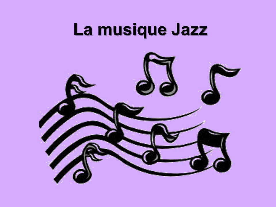 La musique Jazz