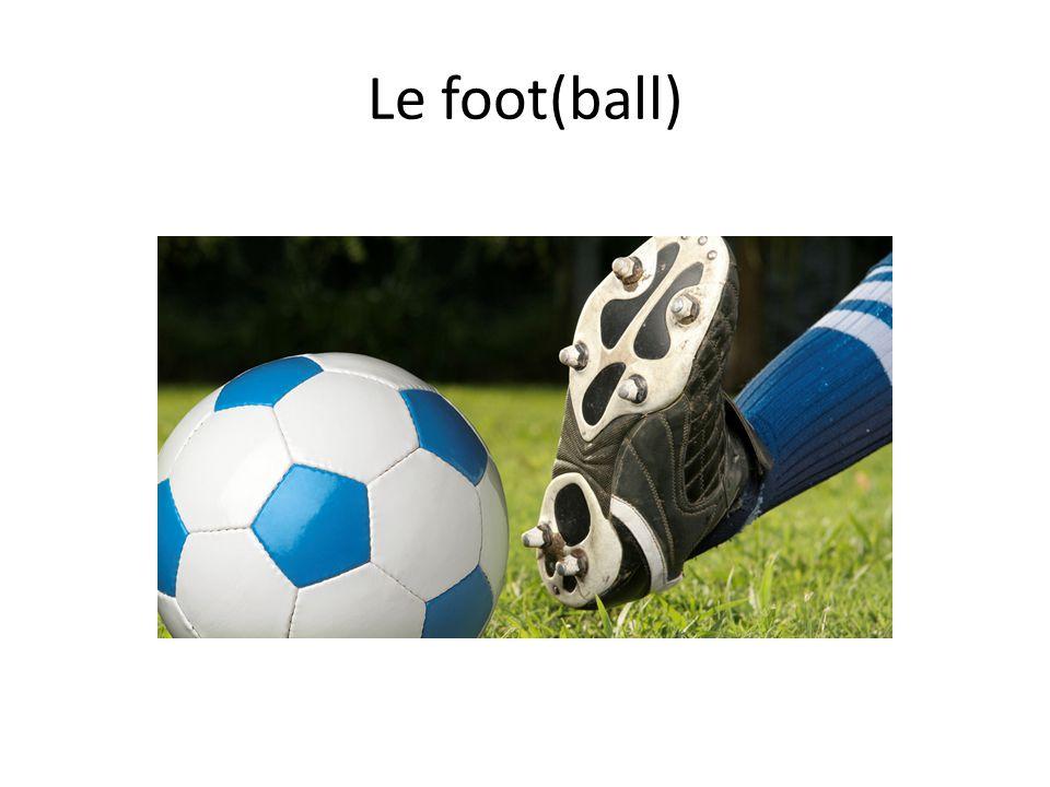 Le foot(ball)