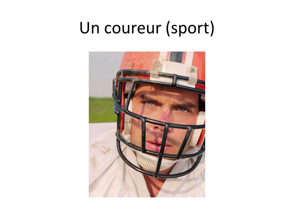 Un coureur (sport)