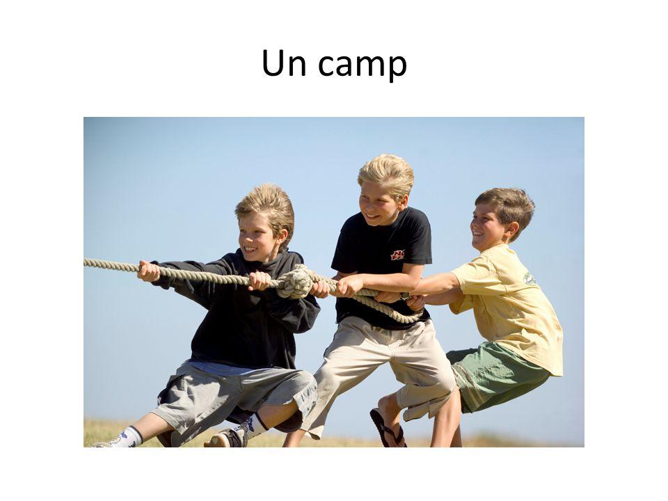 Un camp