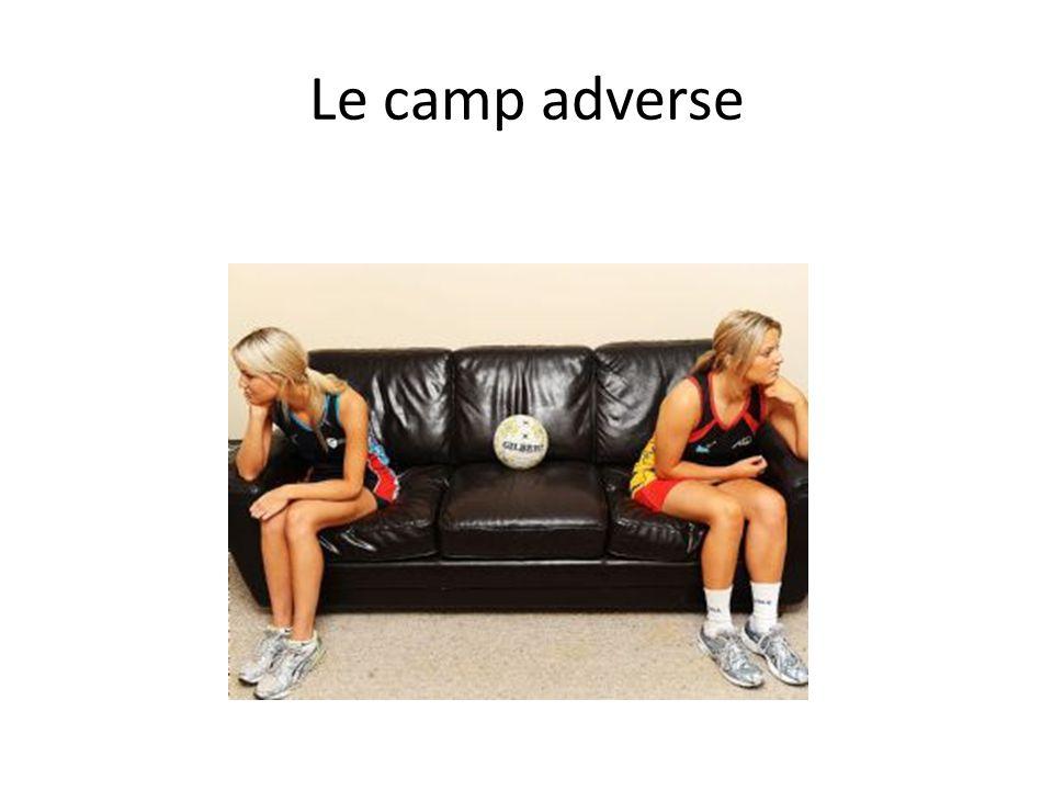 Le camp adverse
