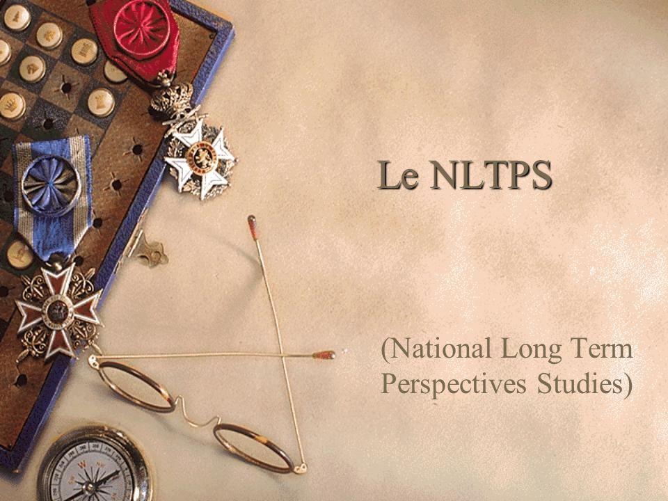 CE QU'EST LE NLTPS  NLTPS :National Long Term Perspectives Studies  : Etudes Nationales des Perspectives à Long Terme  : Fanadihadiana ho Fitsinjovana ny Ho Avim – pirenena (FAFITSIJO)