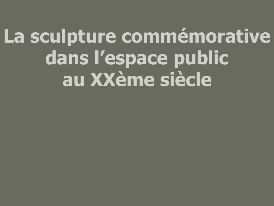 Pablo PICASSO Monument à Guillaume Apollinaire 1959 Square Laurent Prache, Quartier latin, Paris VIème.