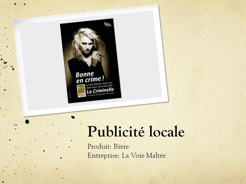 La publicité déguisée (suite) Publireportage Le texte se présente comme une info régulière.