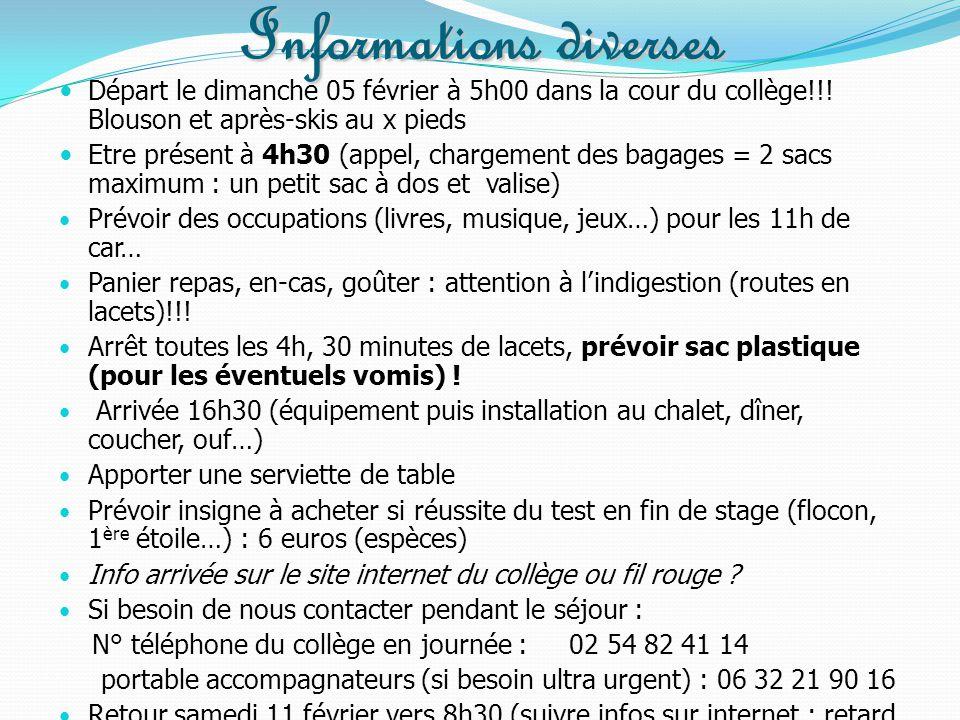 • Le budget : • Les recettes : • Conseil général = 1000 euros • Collège = 754 euros • Bénéfices de la vente de chocolats : 1924,48 euros !!! (bravo à