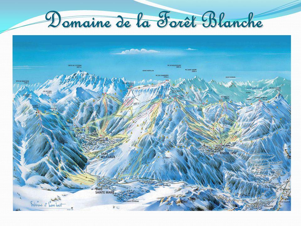 VARS A 150 kms au sud-est de Grenoble, dans les Alpes du Sud, dpt des Hautes-Alpes (05) 300 jours de soleil/an !!! 4 villages dont Vars Ste Marie où n