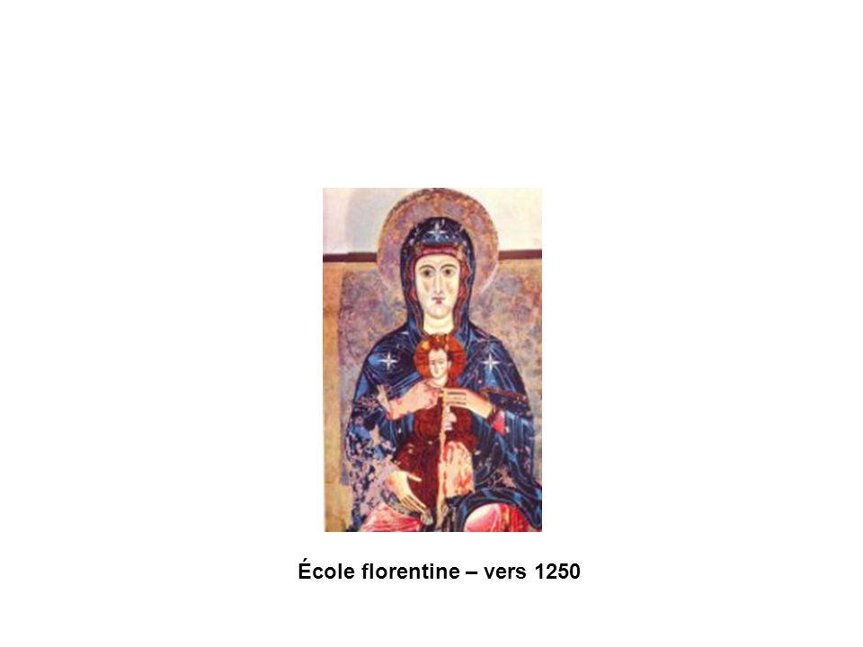 École florentine – vers 1250