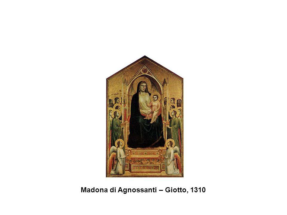 Madona di Agnossanti – Giotto, 1310