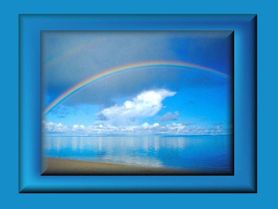 Un jour… vous avez levé les yeux… Votre Ciel était tout bleu… Votre regard était devenu inhabituel… Vous ne voyiez maintenant que l'essentiel… Au fond