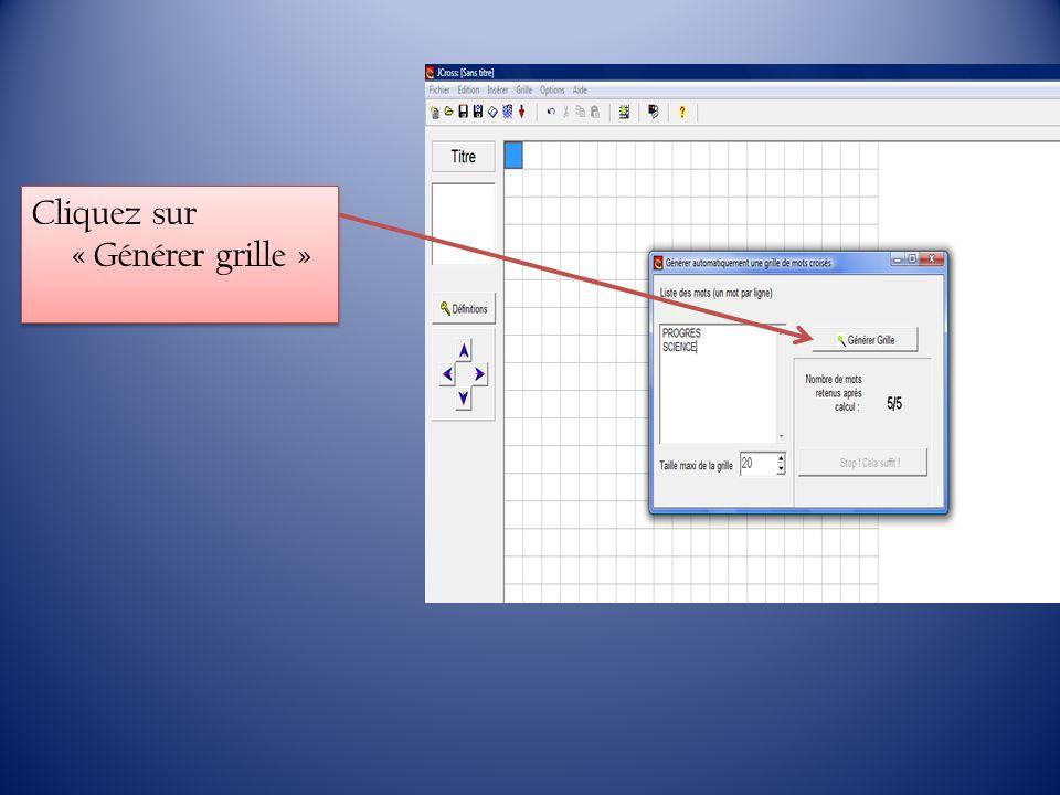 Cliquez sur Fichier puis sur Aperçu avant impression Cliquez sur Fichier puis sur Aperçu avant impression