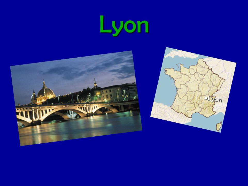 Lyon •Lyon