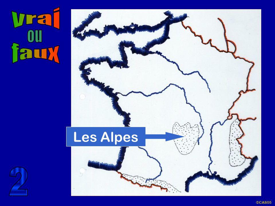 Les Alpes ©CAS05