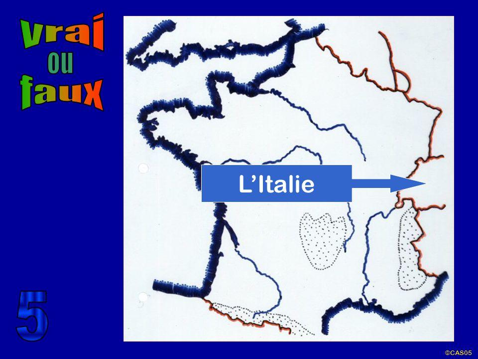 L'Italie ©CAS05