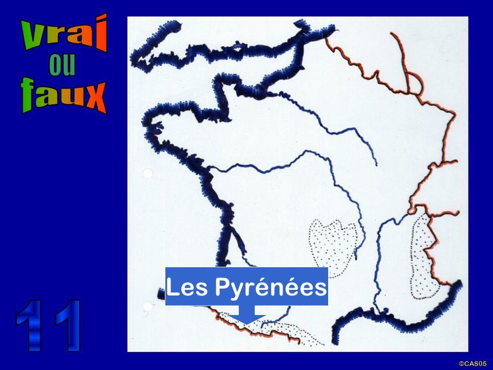 Les Pyrénées ©CAS05
