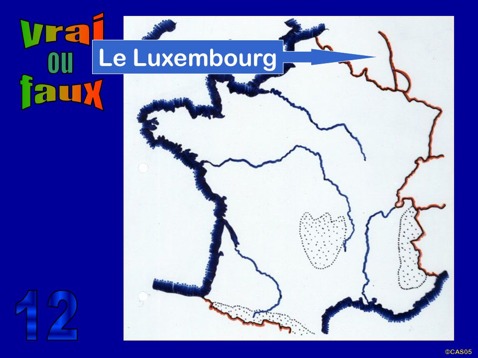 Le Luxembourg ©CAS05