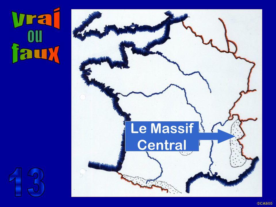 Le Massif Central ©CAS05