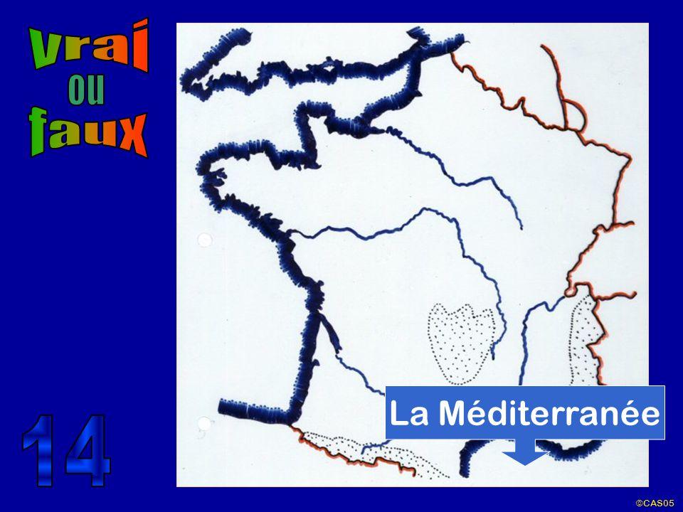 La Méditerranée ©CAS05