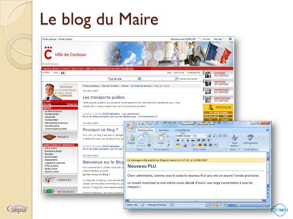 Le blog du Maire