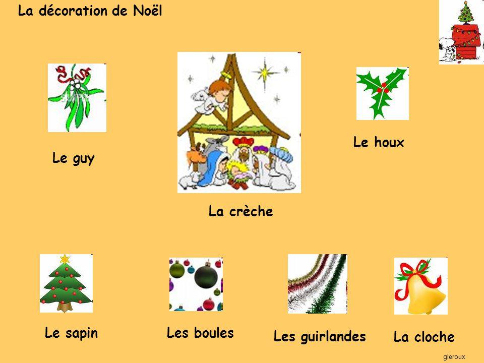 C'est le 24 décembre, la nuit de Noël, on reste en famille. gleroux