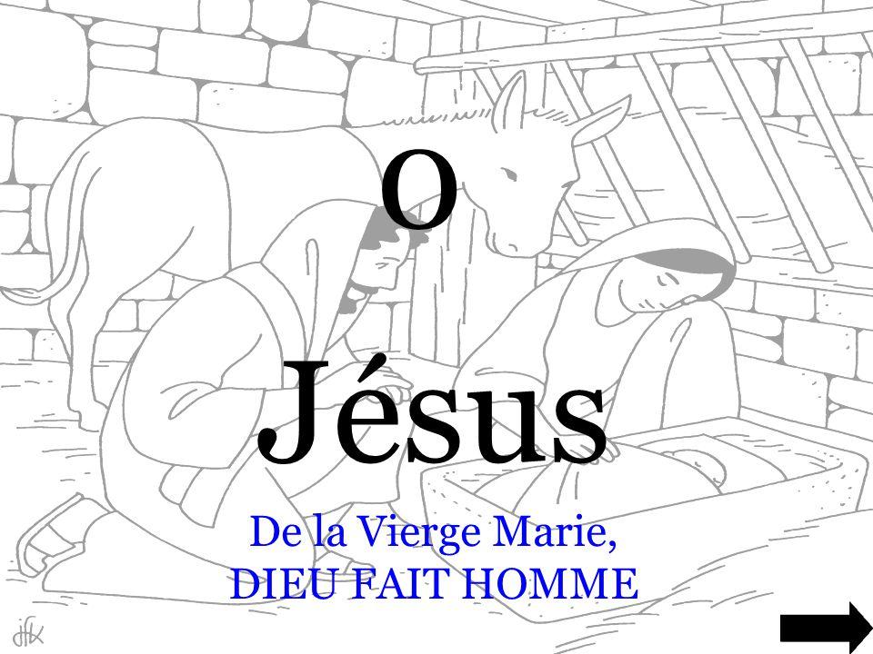 0 Par son miséricordieux avènement, après avoir été conçu du Saint Esprit, EST NE A BETHLEEM DE JUDEE