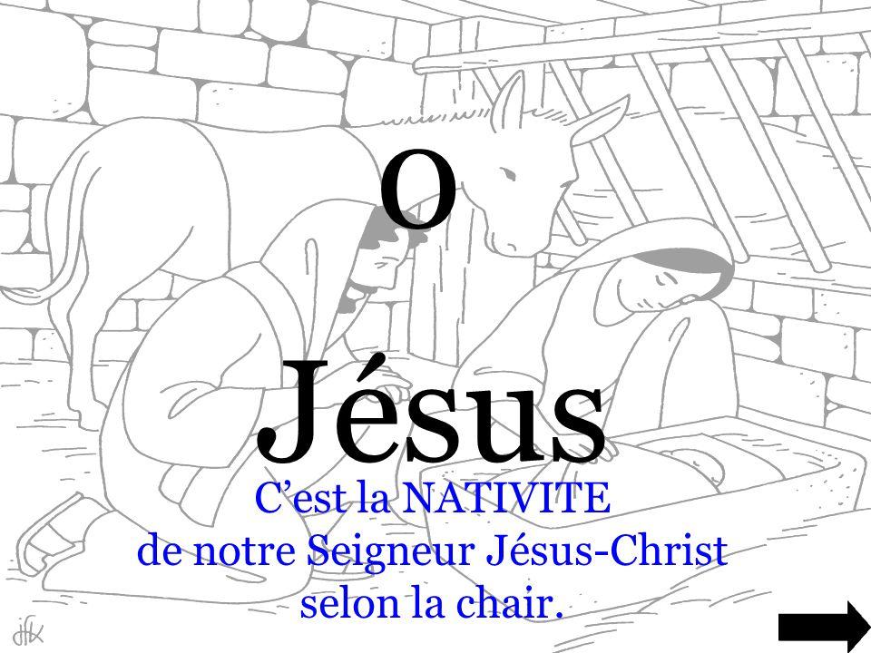 0 De la Vierge Marie, DIEU FAIT HOMME