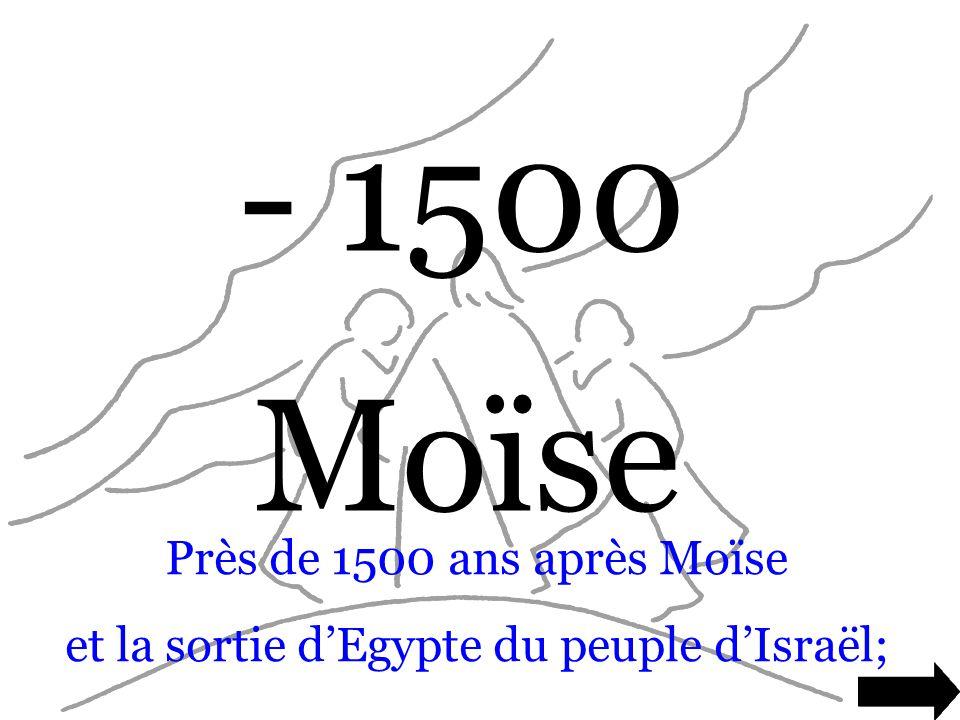 - 2000 Abraham Plus de 2000 ans après la naissance d'Abraham;