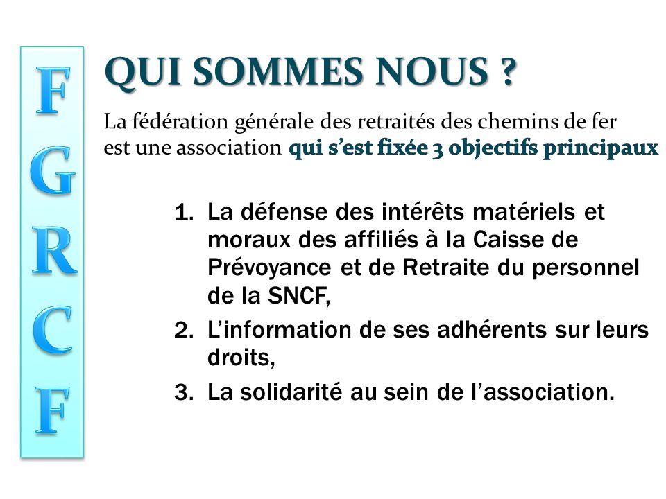 QUI SOMMES NOUS . 1.