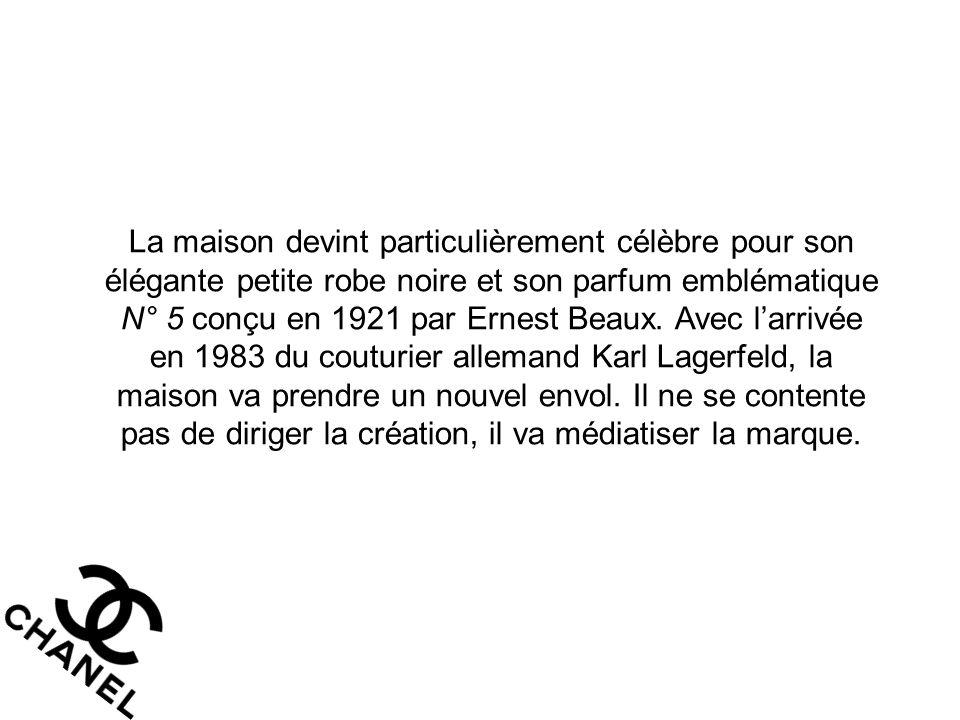 Les propriétaires de la maison Chanel sont Alain et Gérard Wertheimer, c'est une C'est une société par actions simplifiée.