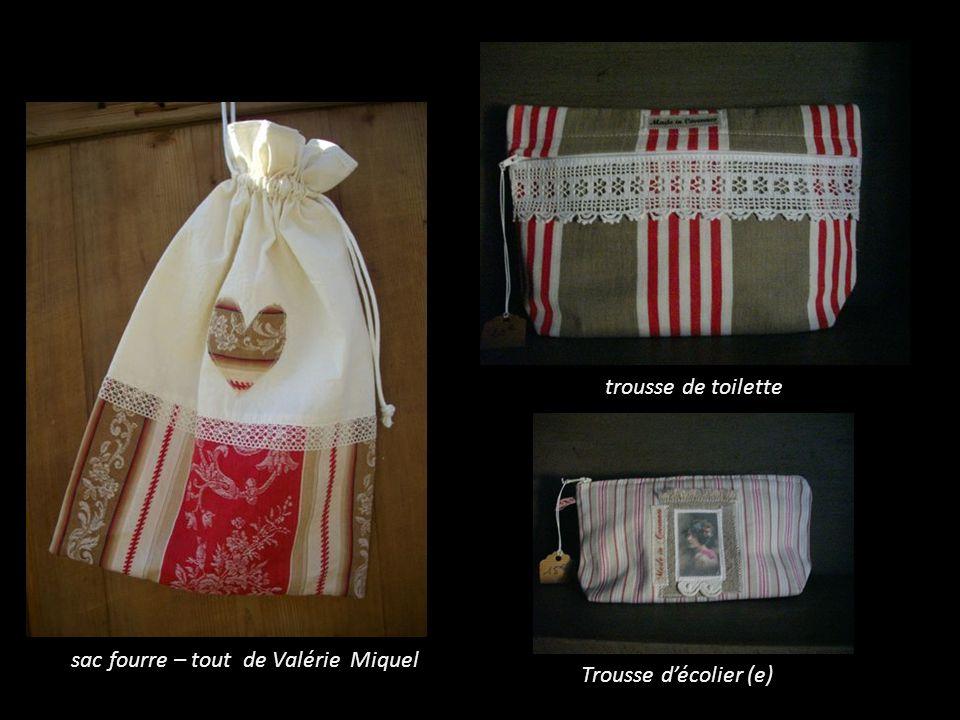 Les cocottes de Valérie Miquel porte monnaie porte bijoux porte photos