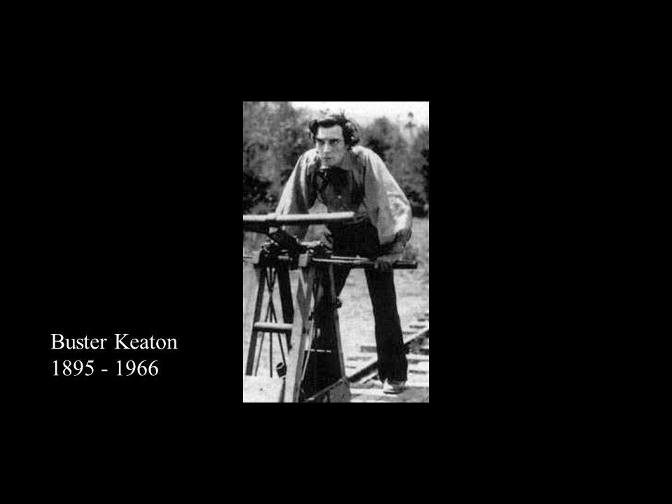 Buster Keaton 1895 - 1966