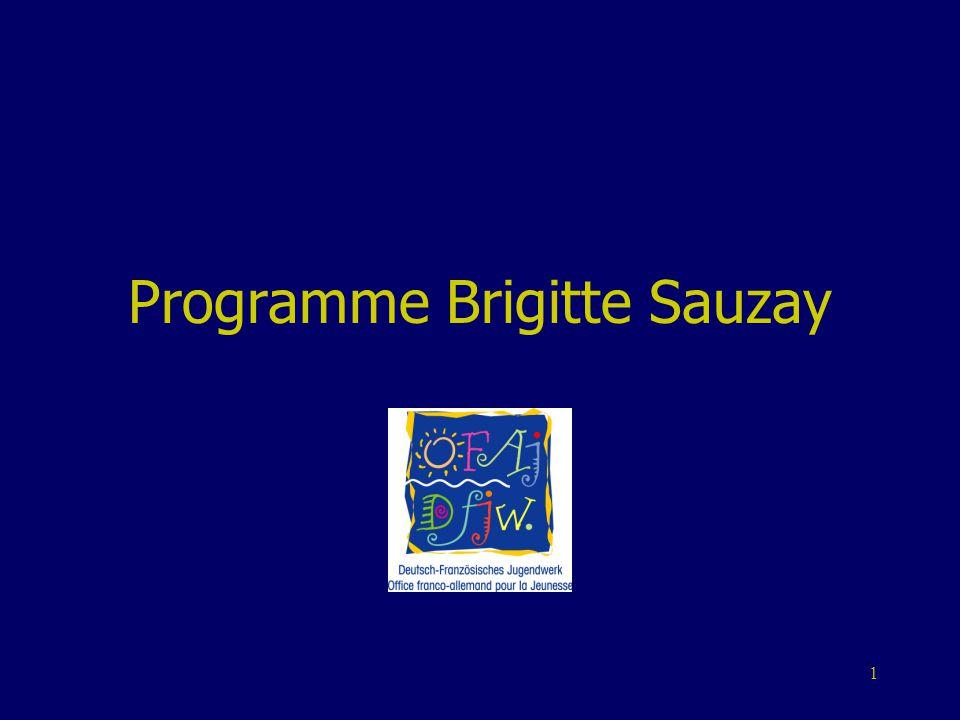 1 Programme Brigitte Sauzay