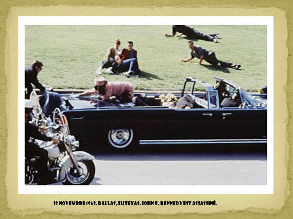 11 juin 1963.