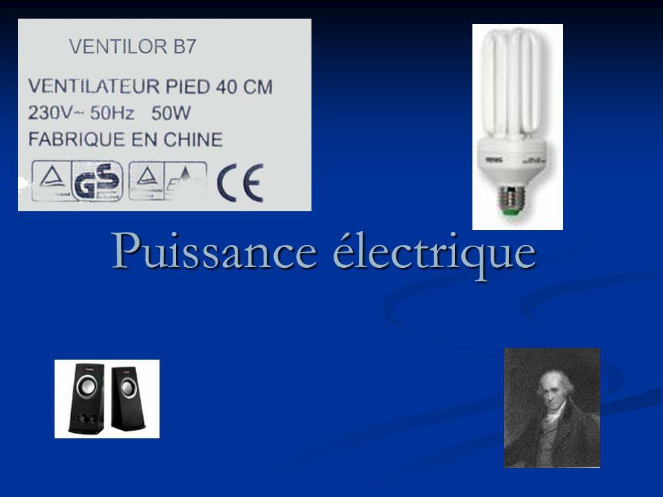 Question n°11 : Question n°11 : Quelle est la puissance d'une prise de 16A 220V.