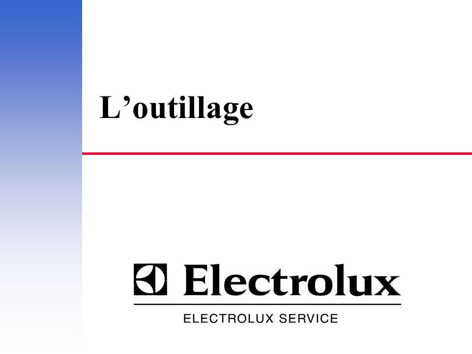 ELECTROLUX SERVICE 18 - 02 - 01 A. Diouris 11 Les enregistreurs