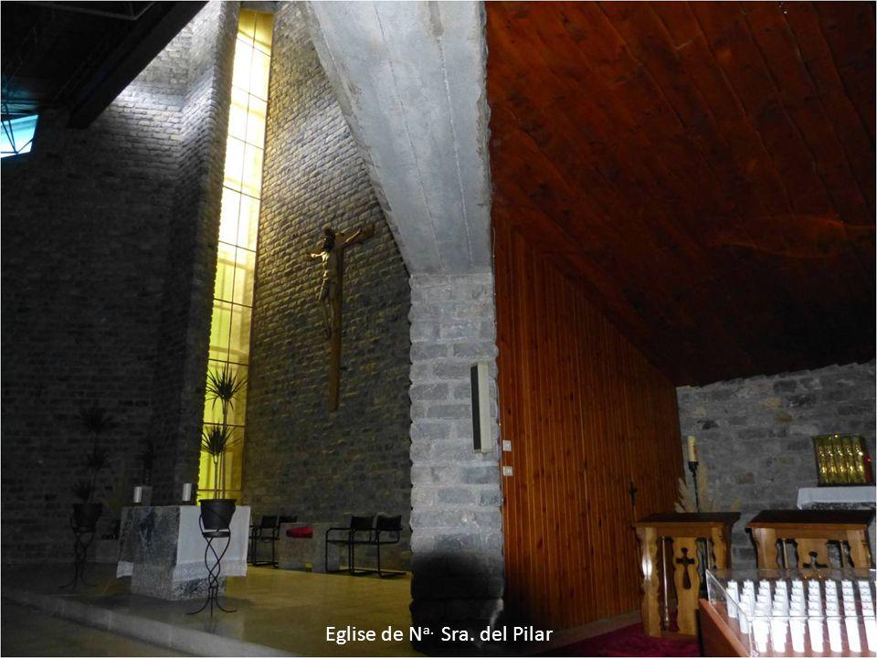 Eglise de N a. Sra. del Pilar