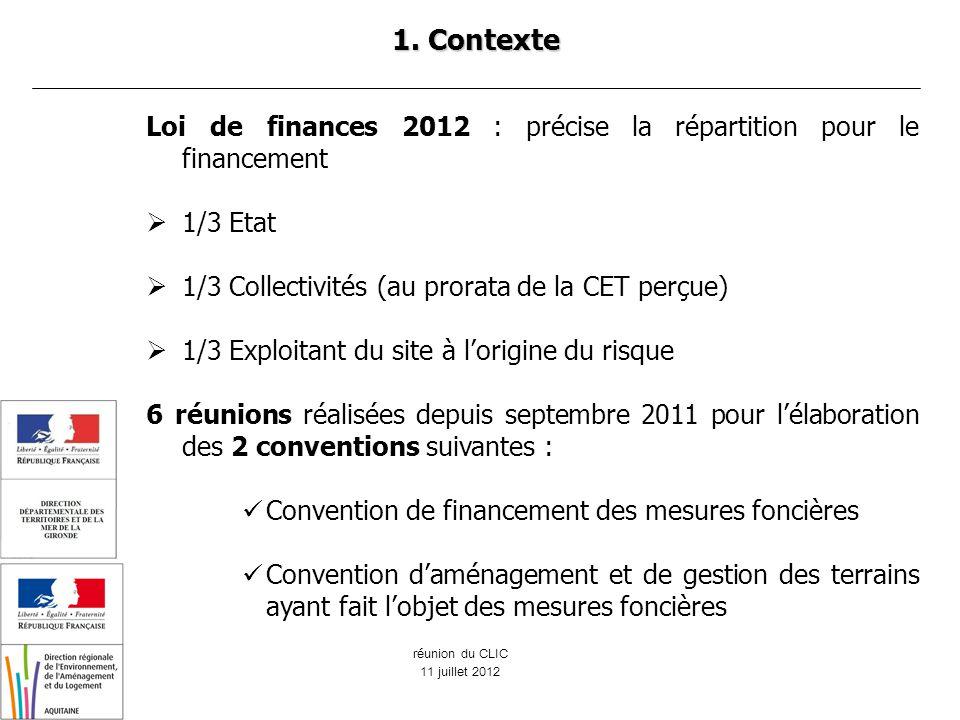 réunion du CLIC 11 juillet 2012 1.