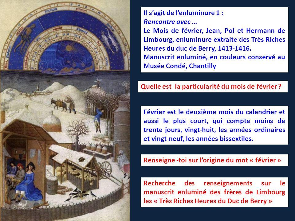 Une enluminure est une peinture ou un dessin exécuté à la main qui décore, embellit ou illustre un texte.