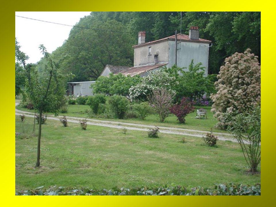 Randonnée équestre en Lot et Garonne.