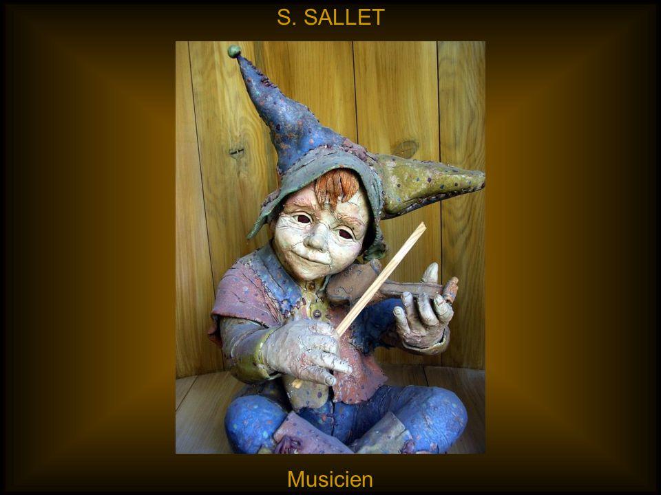 S. SALLET Musicien