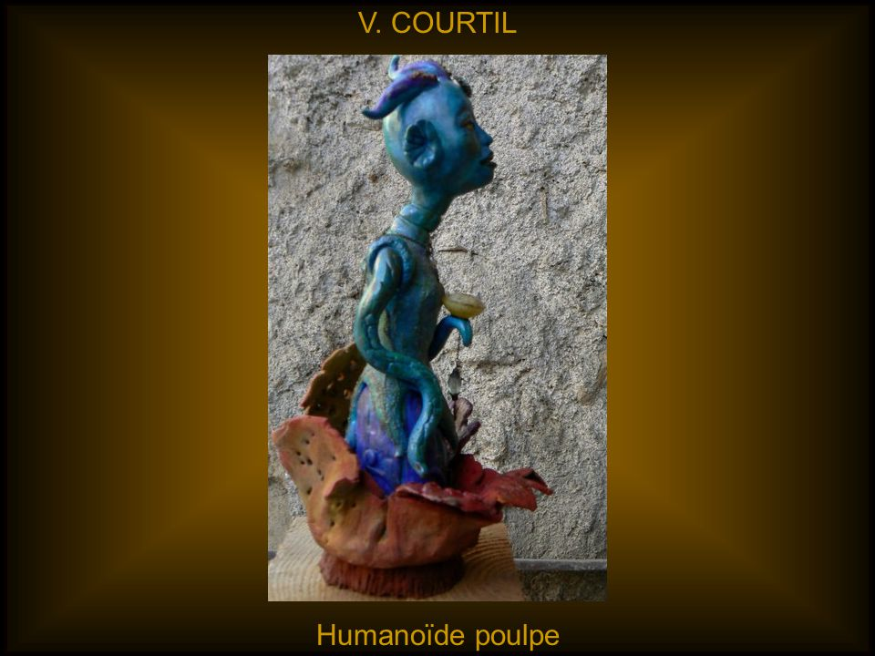 J.M. RENAULT Buste