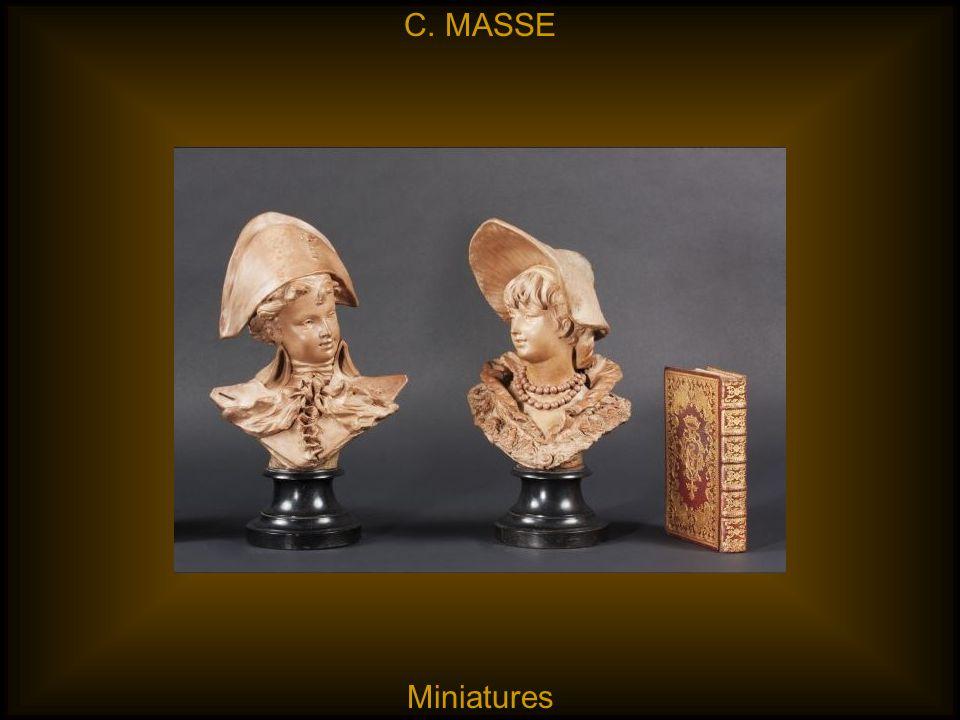 C. MASSE Miniatures